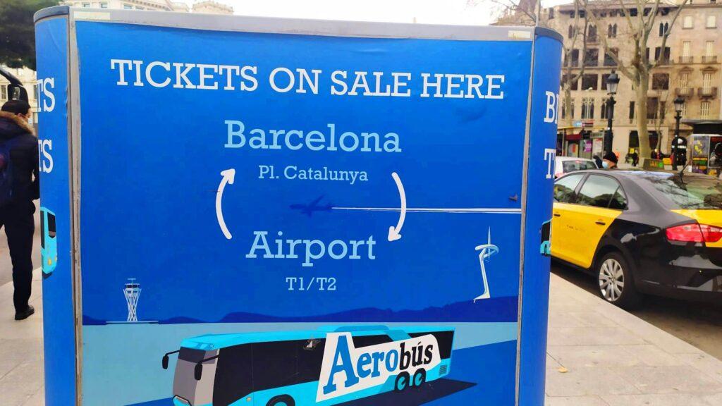 Как добраться от аэропорта до Барселоны