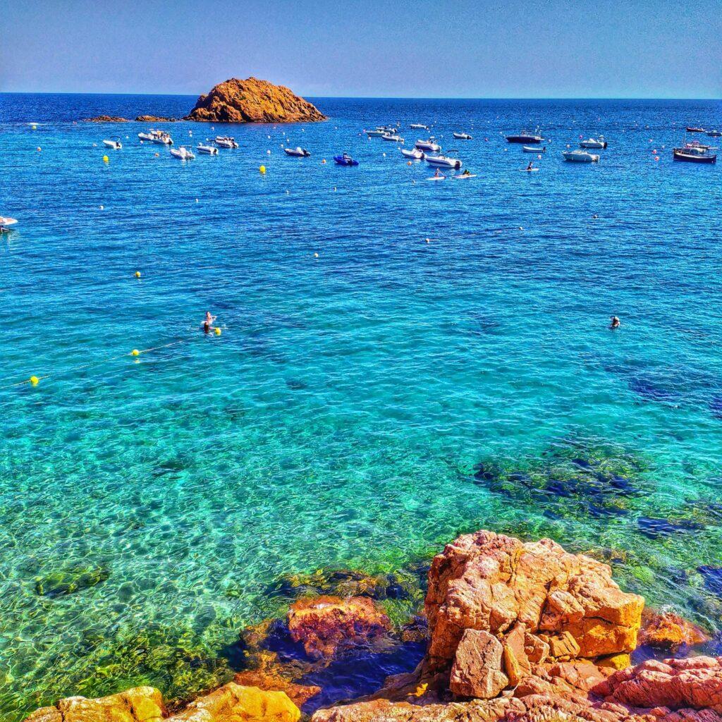 Побережья для отдыха в Испании
