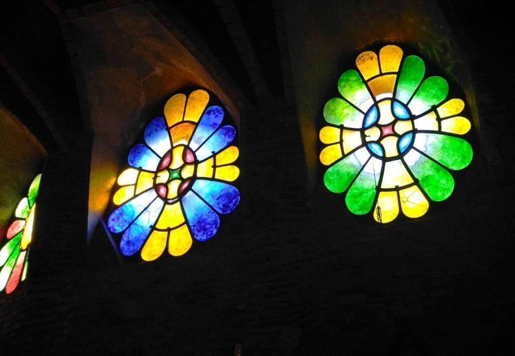 Колония Гуэль и крипта Антонио Гауди