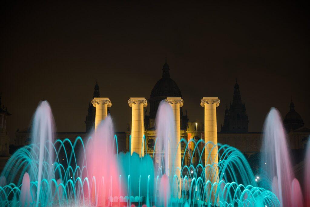 Самые романтичные места в Барселоне