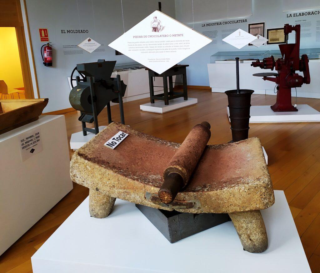 Музей шоколада в Барселоне