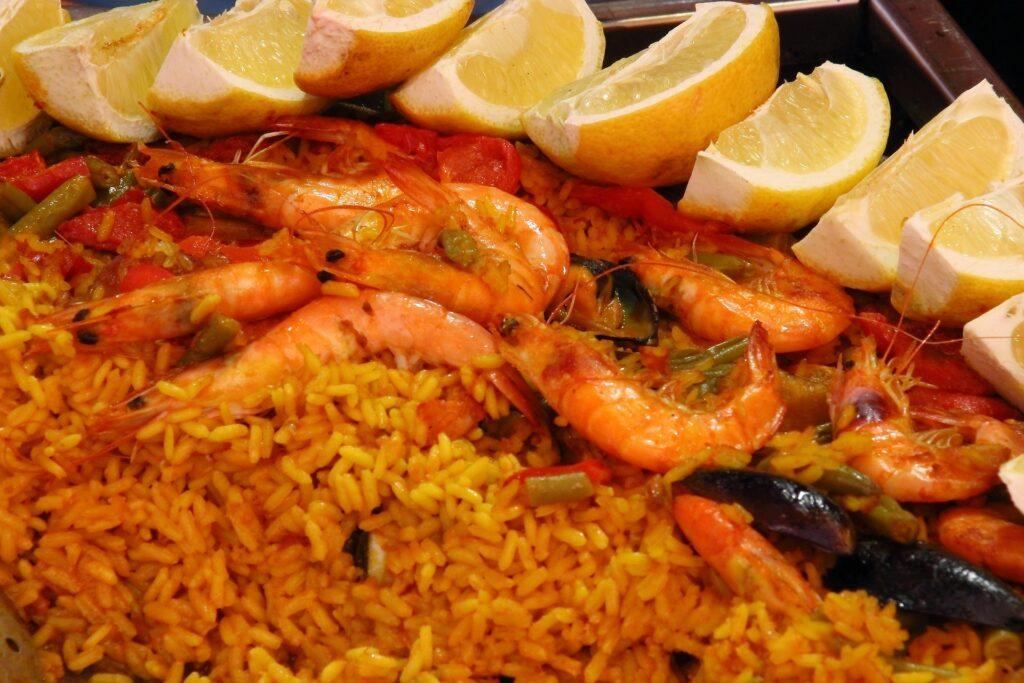 Топ испанских блюд