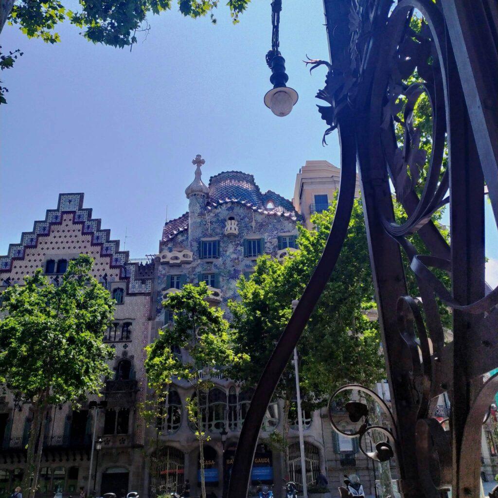 Самые красивые площади и улицы Барселоны