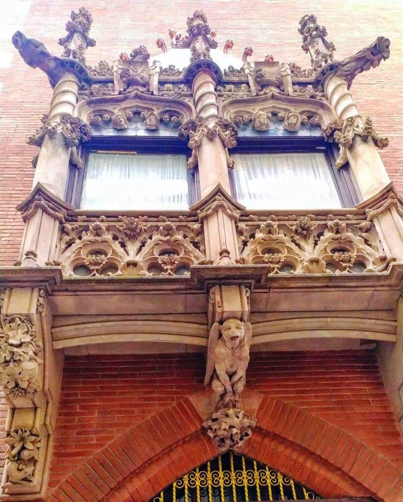 ресторан четыре кота в Барселоне