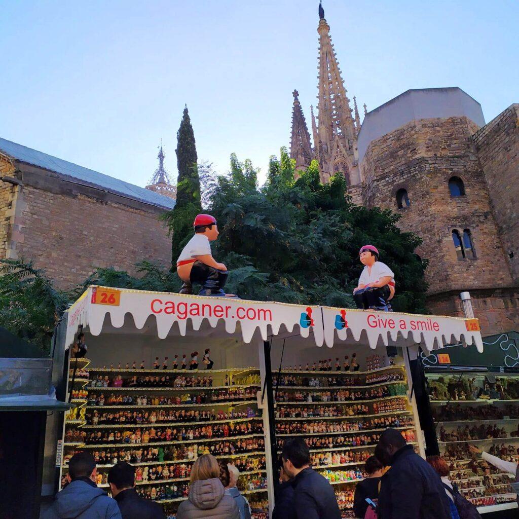 Зимние праздники в Каталонии