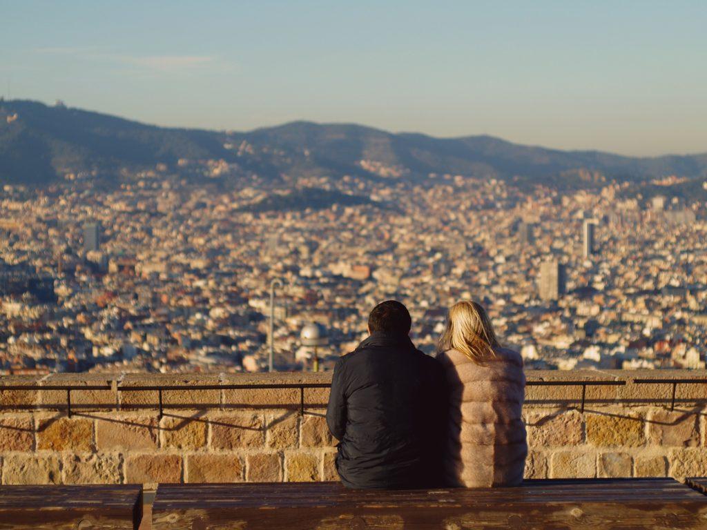 Погода в Барселоне зимой