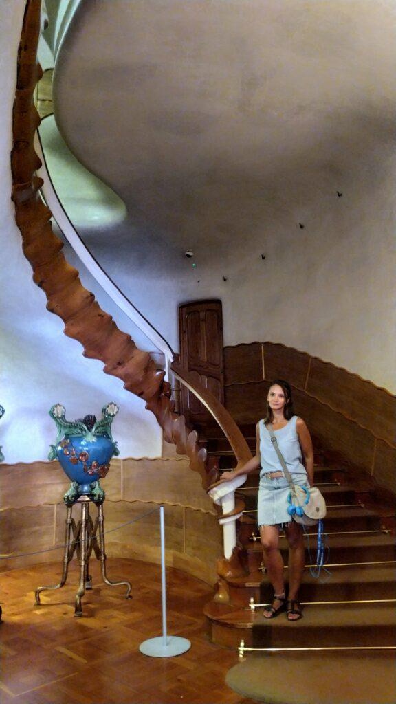 Дом Батло Антонио Гауди