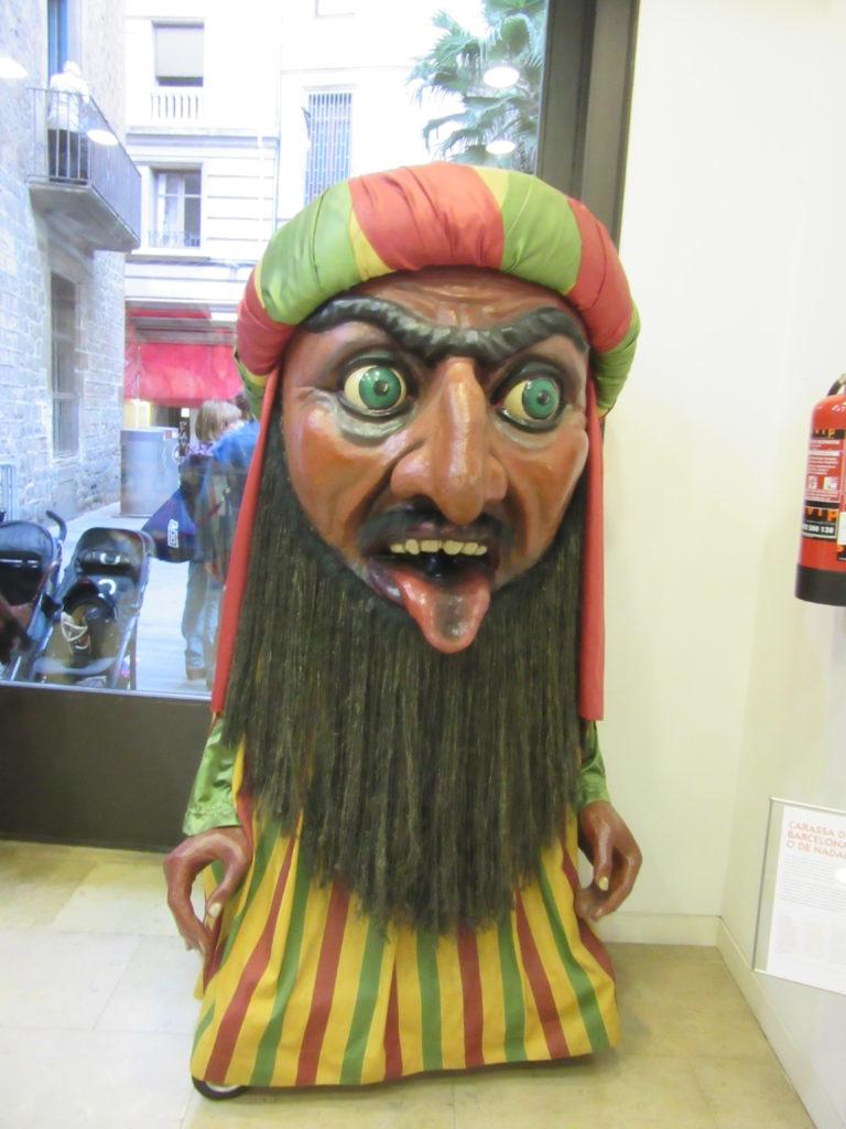 Парад кукол-гигантов