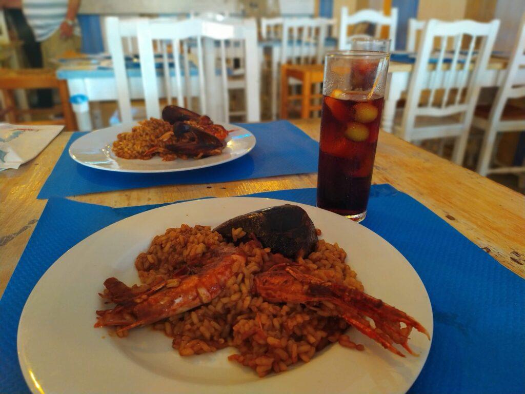Лучшие испанские блюда