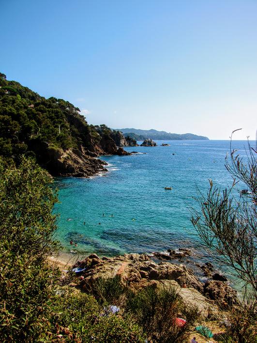 Лучшие пляжи на Коста Брава