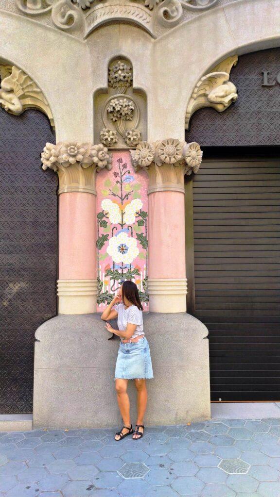 Дом Лео и Морера в Барселоне