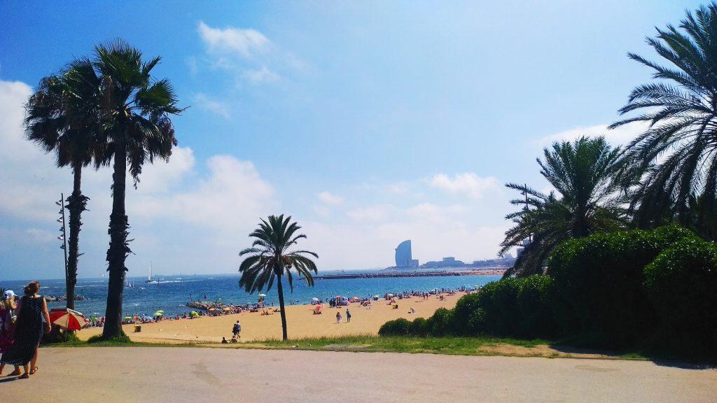 район Барселонета в Барселоне