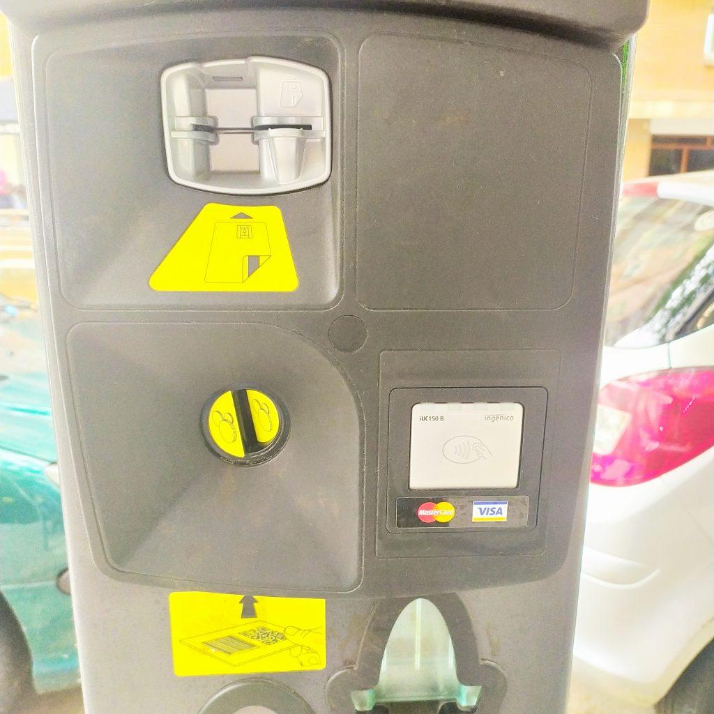 праковочный автомат в Барселоне