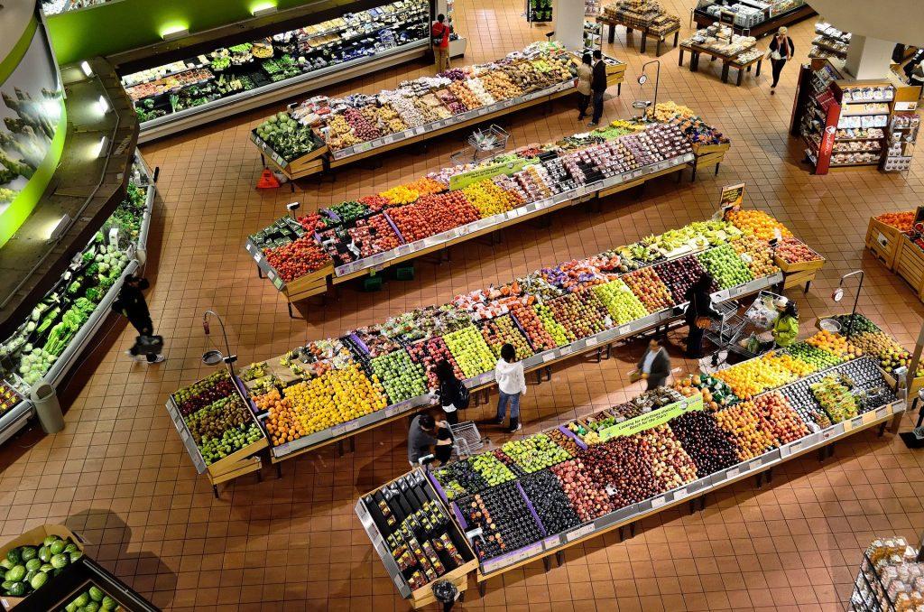супермаркеты в Испании