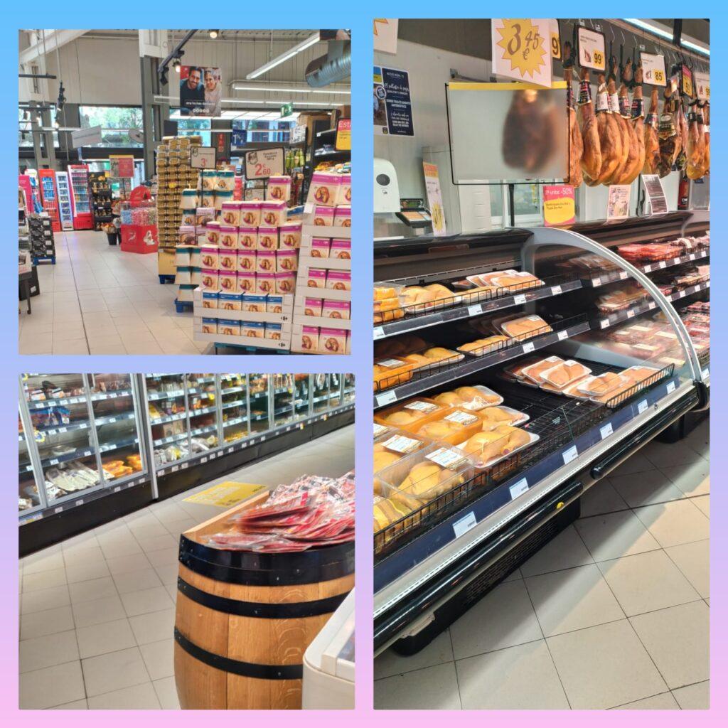 Магазины и супермаркеты в Испании