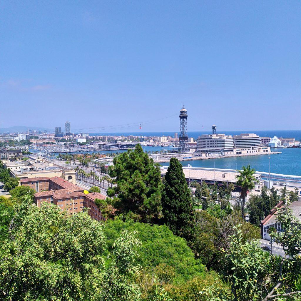 Барселона бесплатно