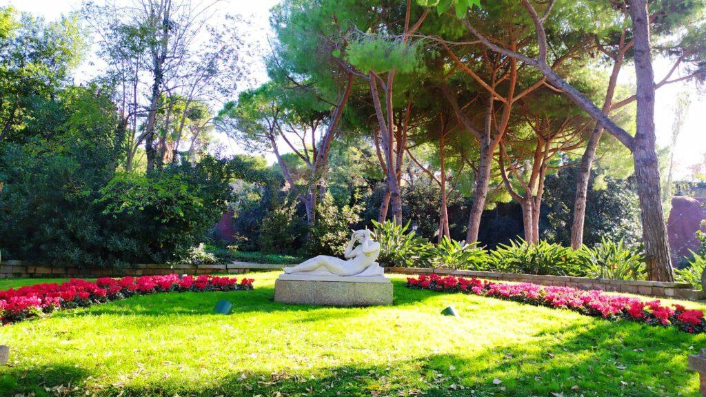 Сады Хуана Марагаля в Барселоне