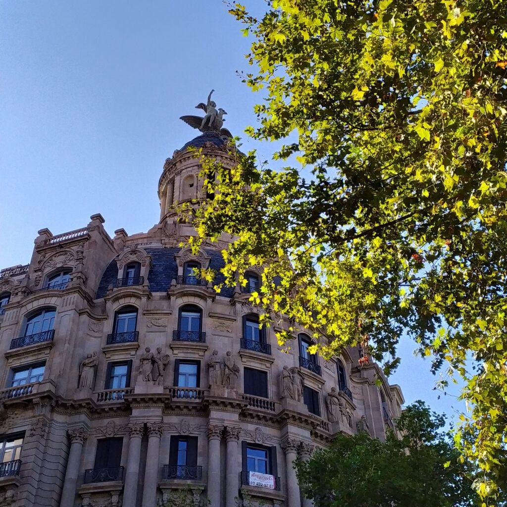 Эшампле в Барселоне