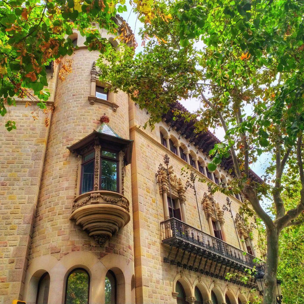 Эшампле Барселона