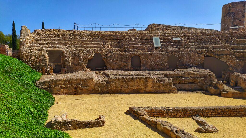 римский цирк в Таррагоне