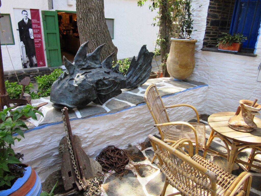 Дом-музей Сальвадора Дали в Кадакесе