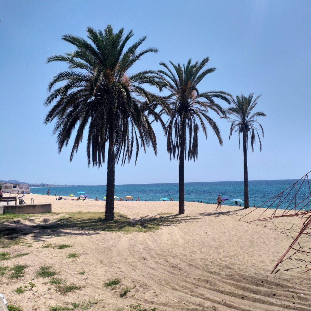 пляжи в Каталонии