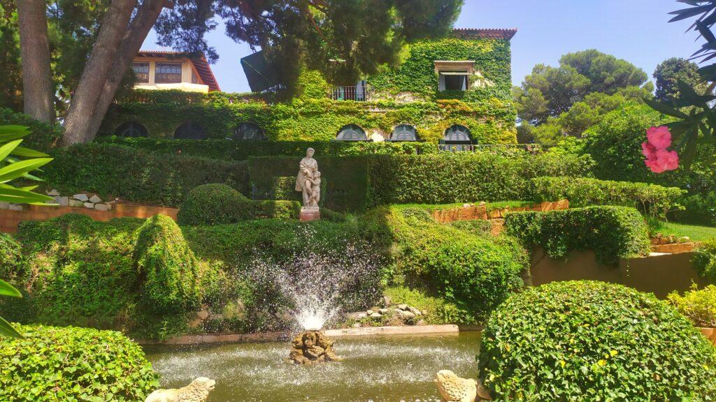 сады Санта Клотильда