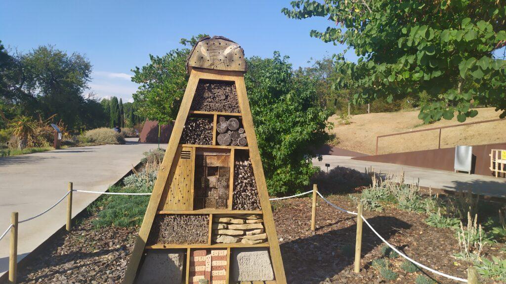 барселона ботанический сад