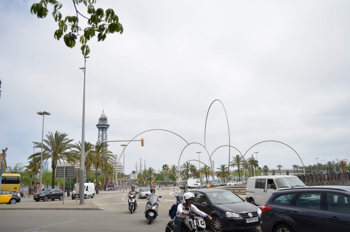 Барселона автомобильное кольцо