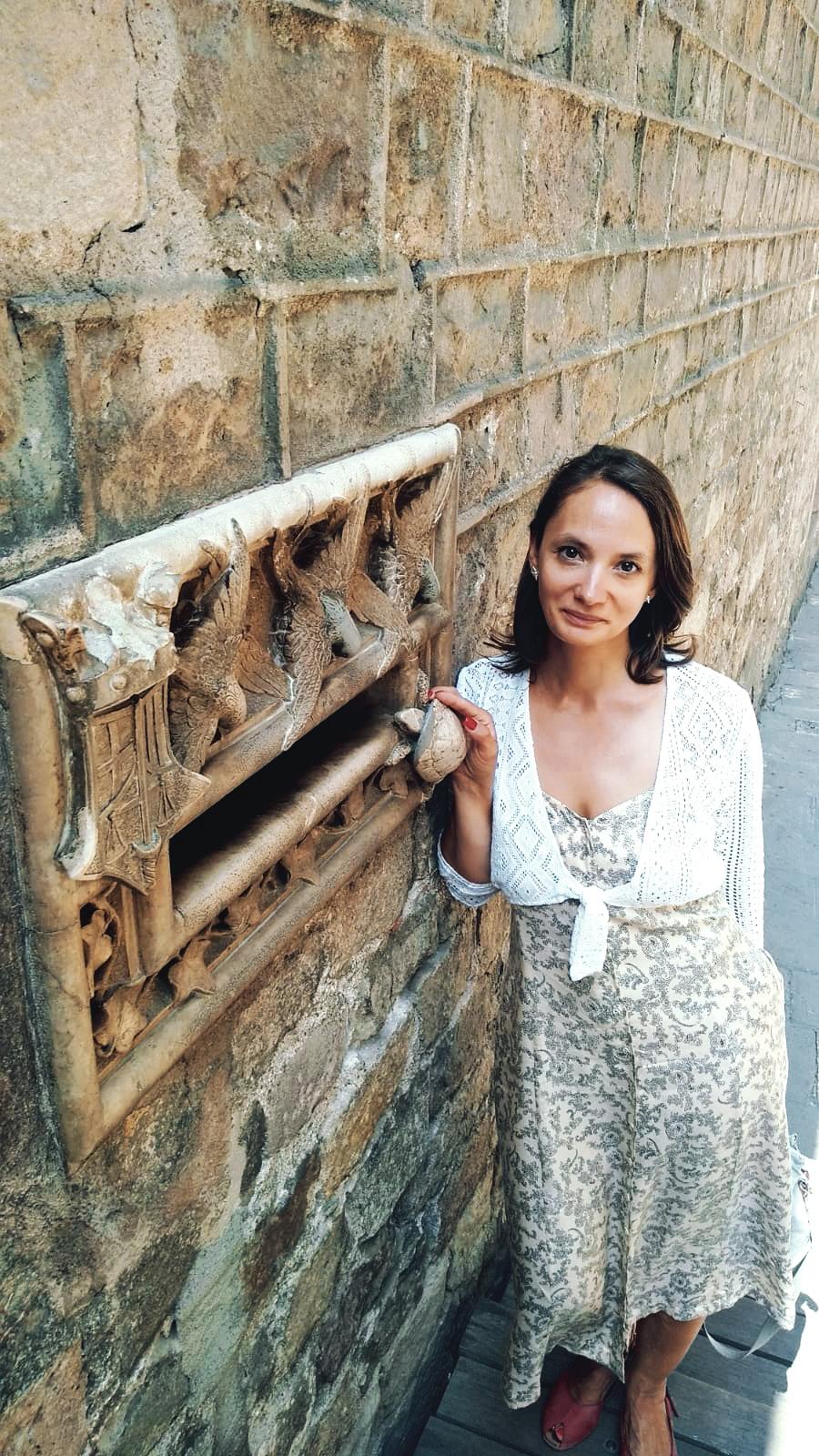 Гид в Барселоне. Мария Грисанова
